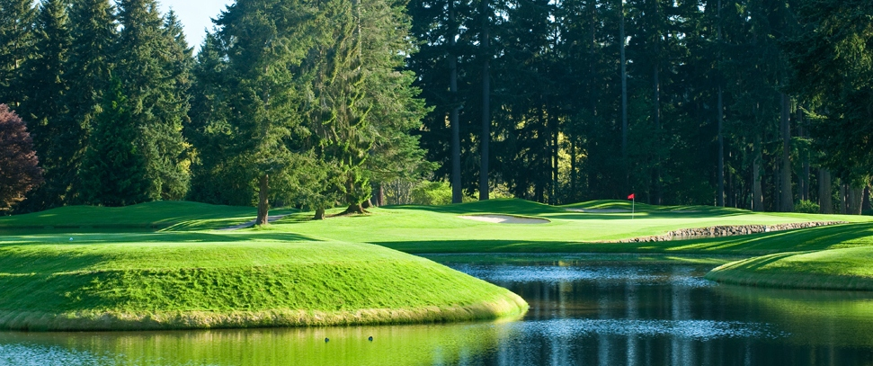 Seattle Golf Club Home