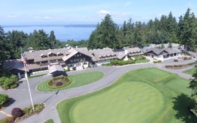 Seattle Golf Club Clubhouse